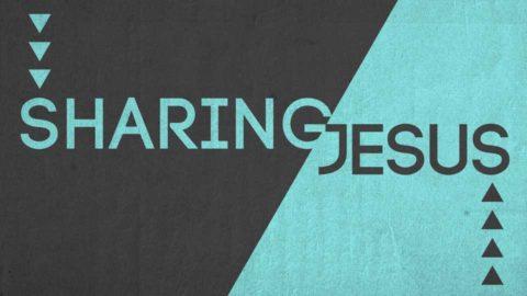 sharing-jesus sermon banner