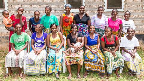 Photo of the Imani Women from Kenya