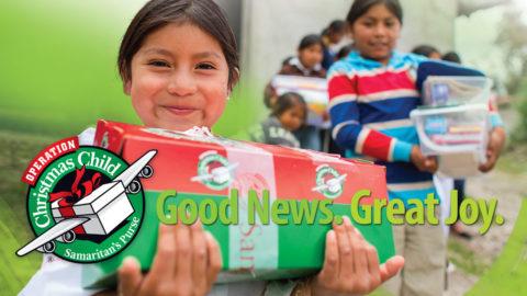 Operation Christmas Child Banner Image