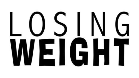 Losing Weight Sermon Graphic