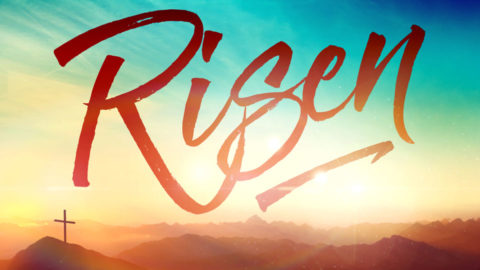 Risen Sermon Graphic